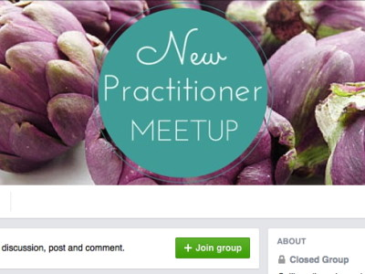 New Practitioner Meetup